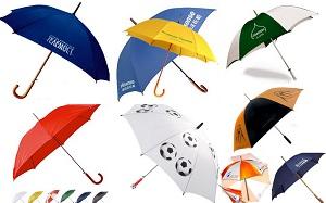 Зонтик – аксессуар в дождь