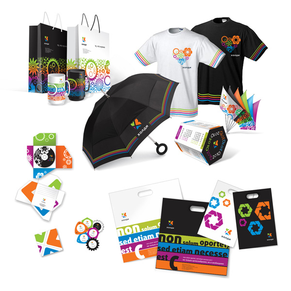 Подарки фирмы с логотипом 90
