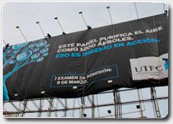 Очищающие билборды