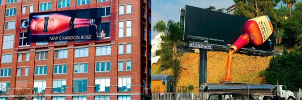 Необычные билборды