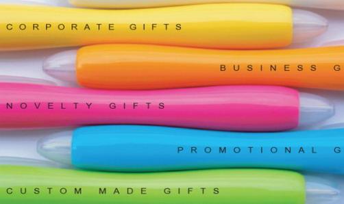 Промо сувениры ручки